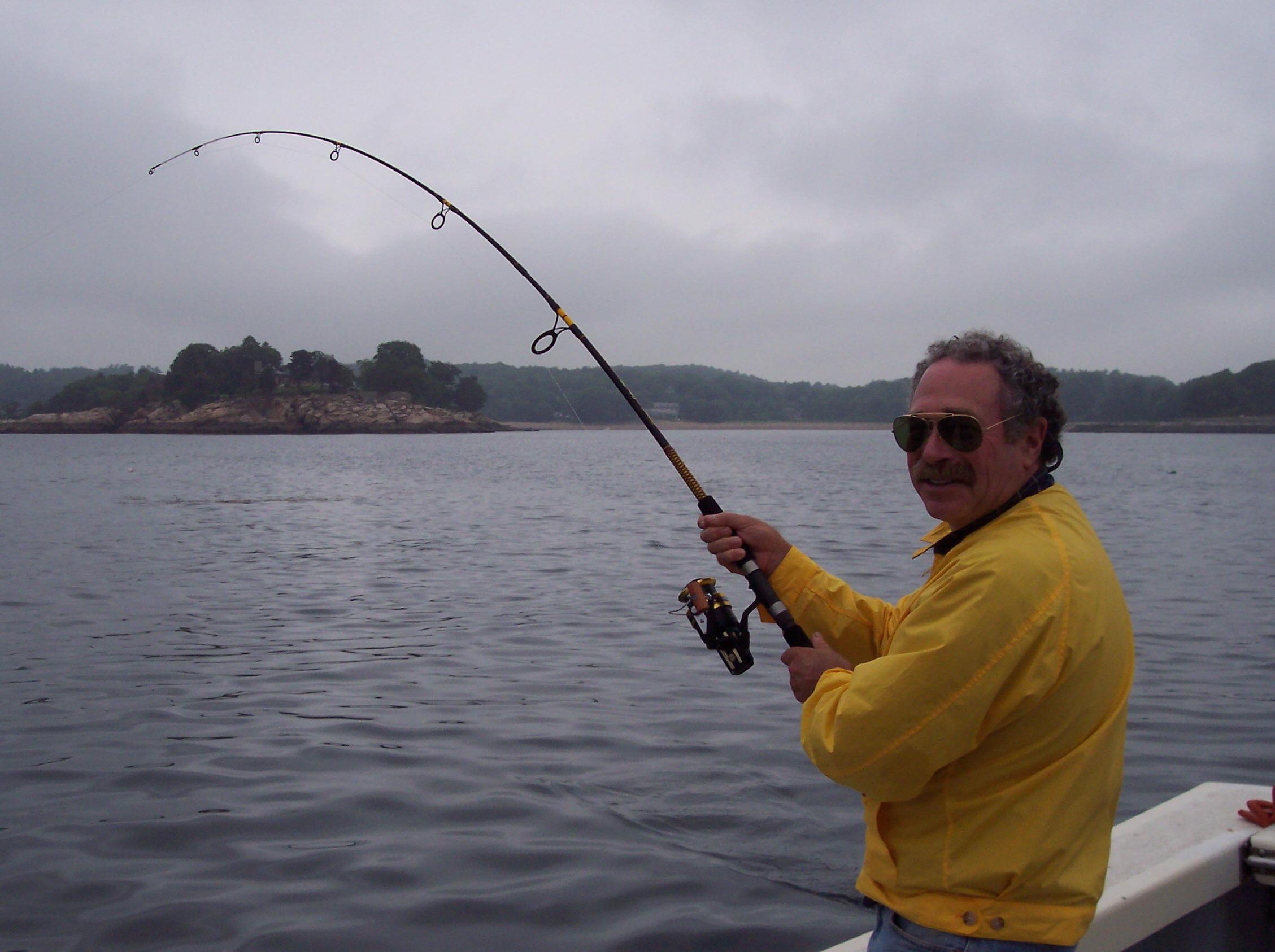 Fishing charter massachusetts sandy b fishing trips and for Deep sea fishing gloucester ma